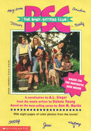 Baby-sitters Club Movie Novelization cover