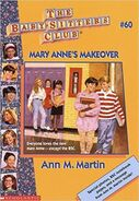 BSC - Mary Anne's Makeover 1996 reprint cover