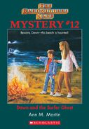 BSC Mystery 12 Dawn and Surfer Ghost ebook cover