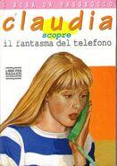 Claudia scopre il fantasma del telefono