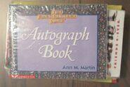 Autograph Book VHS 68 Pack front