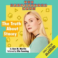 The Truth About Stacey -- audiobook cover