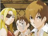 BACCANO! Trading Card Game