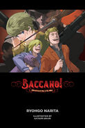 Baccano! Vol16 English AltCover