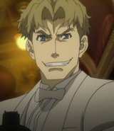 Ladd Russo anime