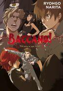 Baccano! Vol8 English Cover