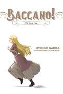 Baccano! Vol15 English CoverAlt