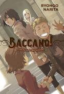 Baccano! Vol11 English Cover