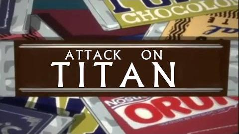 """Attack On Titan """"BACCANO Opening"""" HD"""