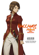 Baccano! Vol17 CoverAlt