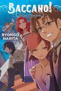 Baccano! Vol12 English Cover
