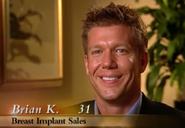 Brian K (Bachelorette 1)