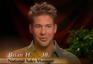 Brian H (Bachelorette 1)