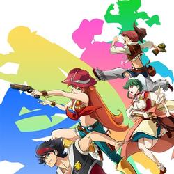 Back Arrow (anime)