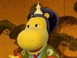 Emperatriz de Japón Tasha