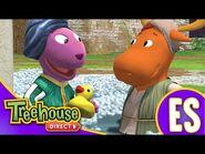 Los Backyardigans- Robin Hood, El Limpio - Ep