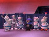 Los Robots Enloquecen: Parte 2
