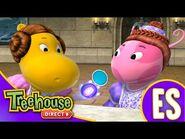 Los Backyardigans- Escape - HD Episodios Para Niños - Ep