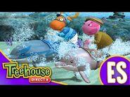 Los Backyardigans- La Carrera de Los Delfines - Ep