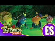 Los Backyardigans- El fabuloso súper equipo - HD Episodios Para Niños - Ep