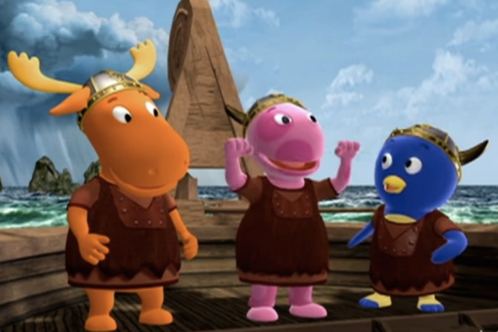 Viaje Vikingo