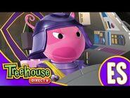 Los Backyardigans- Pablo y las Bellotas - HD Episodios Para Niños - Ep