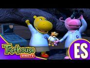 Los Backyardigans- El Maromero - HD Episodios Para Niños - Ep