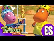 Los Backyardigans- La Patienta Mígica - HD Episodios Para Niños - Ep