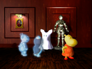 Me encanta ser un fantasma 3