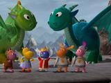 La Historia de un Dragón no tan Bueno