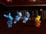 Me encanta ser un fantasma infobox