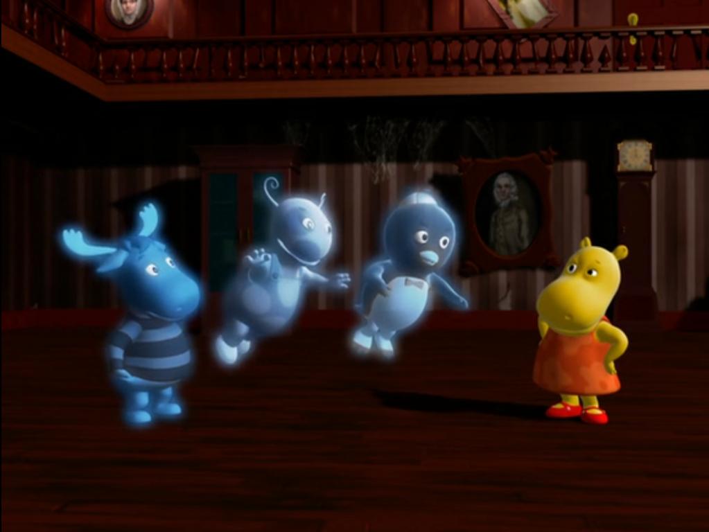 ¡Me encanta ser un fantasma!