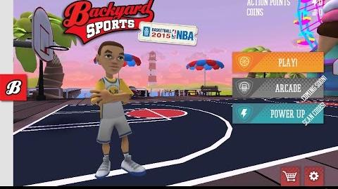 BYS NBA Basketball 2015 - for Android GamePlay