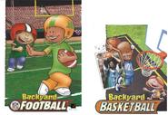 Footballbasketball