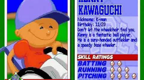 Kenny Kawaguchi Theme Song