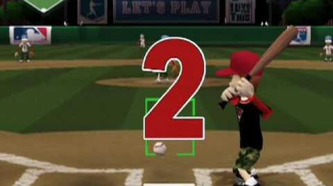 Backyard Baseball 2009 - 30 TV spot