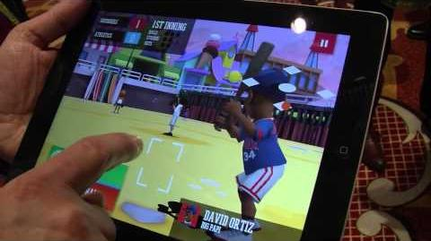 Backyard Sports NBA & MLB Mobile Games Preview