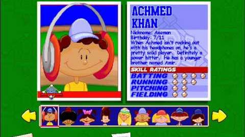 Achmed Khan Theme Song