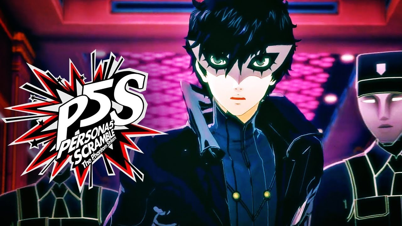 Persona 5 Scramble: The Phantom Strikers - Official Release Date Gameplay Trailer