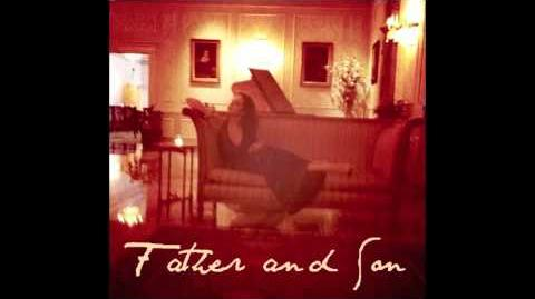Liz Gillies Father and Son Cover