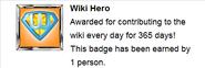 Wiki Hero (earned hover)