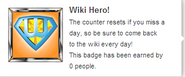 Wiki Hero (un-hover)