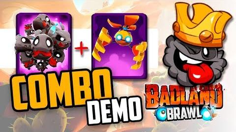 """BADLAND BRAWL - COMBO - The """"DEAD"""" or Doggos Express Air Delivery"""