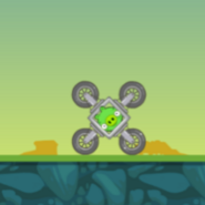 4 Wheel method