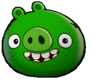 Freckled Piggy