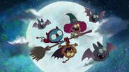 Harvey Beaks Halloween Image (7)