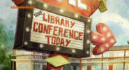 Library Conference Today
