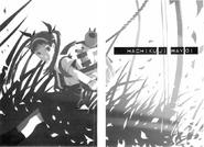 Bakemonogatari 1 pagina 101-100