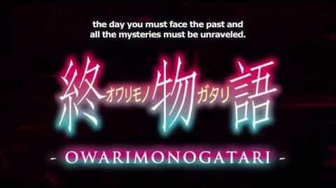 OWARIMONOGATARI_Trailer