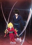 Koyomi & Shinobu